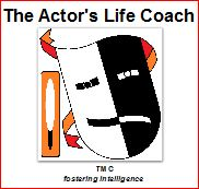 The Actor's Life Coach Logo
