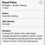 royal pains 1